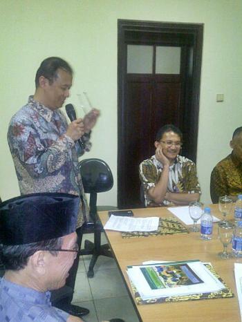 Tingkatkan Kualitas Dakwah dan Pelayanan Umat, DMI Gandeng Telkom Indonesia
