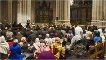 Indahnya Toleransi Beragama di Katedral Washington