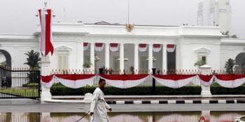 Doa Bersama Hantarkan Ketua Umum DMI Ke Istana Negara
