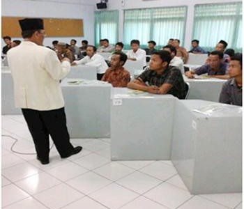 DMI Jawa Timur Selenggarakan Pelatihan Teknisi Akustik Masjid