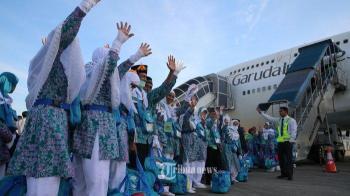 Pesawat Haji akan Ditender Terbuka