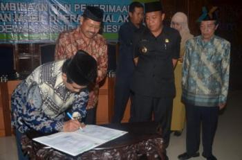 DMI Bantu Mobil Operasional Akustik di 17 Kabupaten