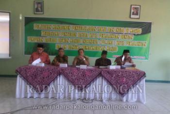 DMI Kota Pekalongan Selenggarakan Pelatihan Zakat dan Infaq