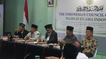 Gelar KUII VI, MUI Inginkan Ummat Islam Bersatu