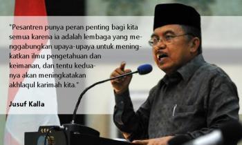 Wapres: Ummat Islam Indonesia Harus Menjadi Produsen, Bukan Konsumen