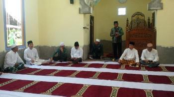 PW DMI Provinsi Kalsel Resmikan Masjid Baru