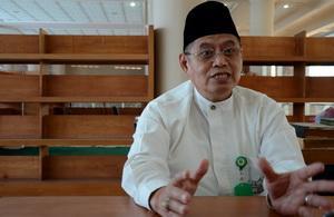 Jelang Peringatan KAA, Masjid Raya Bandung Terus Berbenah