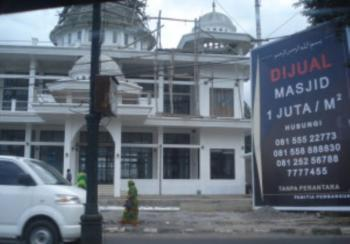 Proses Waqaf Masjid Darussolihin Kumpulkan Rp 3,685 Miliar