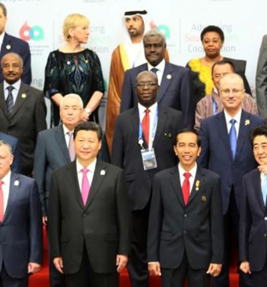 Indonesia-Jepang Sepakat Bantu Afrika dalam Skema KST