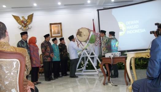 Wapres Kalla: Hanya Satu Persen Masjid Bersertifikat di Indonesia
