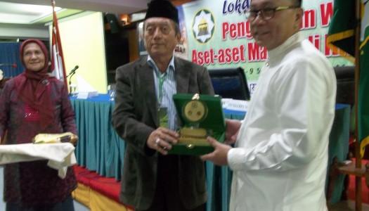 MPR Sosialisasikan Empat Pilar Kebangsaan di Lokakarya Wakaf