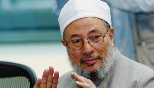 Syaikh Yusuf Al-Qaradawi: Vonis Mati Morsi Melanggar Aturan Islam