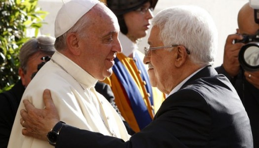 Vatikan Akui Kemerdekaan Palestina
