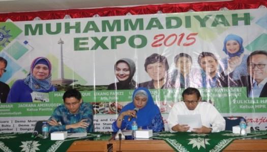 Jelang Muktamar Ke-47, Muhammadiyah Expo 2015 Diselenggarakan