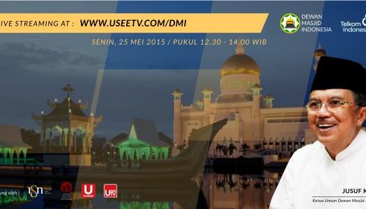 Awarding Sayembara Masjid, Launching Wesbsite DMI dan Lokakarya Wakaf