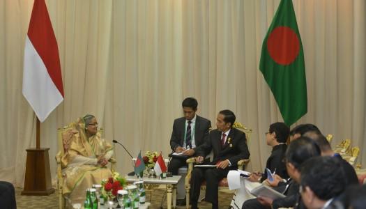 RI-Bangladesh Perluas Kerja Sama Bidang Investasi Perdagangan