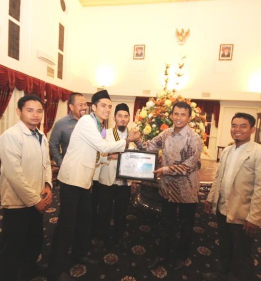 Gubernur Sumut: PII Harus Persiapkan Diri untuk Regenerasi Ummat