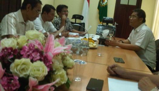Menkominfo Koordinasikan Rapat Gabungan Kepanitiaan DMI