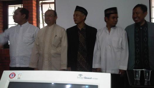 """UI: """"Jadikan Masjid Ukhuwah Islamiyah Sebagai Pesantren Besar Indonesia"""""""