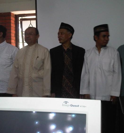 www.dmi.or.id/ Pengurus Masjid ukhuwah Islamiyah UI