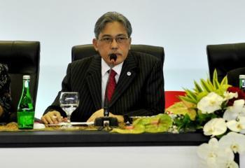 Indonesia Tidak Akan Membentuk Poros.