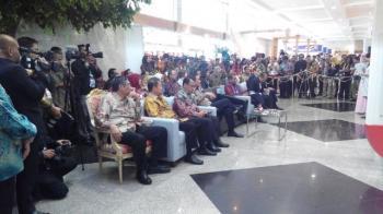 Menkominfo Hadiri Pembukaan Pameran KSSTI di Jakarta