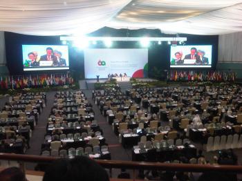 Pancacita KAA 2015 Menurut Presiden Jokowi