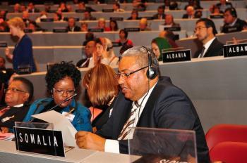 Somalia Kenang Pidato Soekarno Terkait Kolonisasi Baru