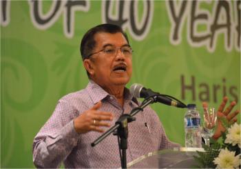 Wapres JK: MEA Menguntungkan Indonesia