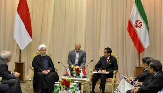RI-Iran Sepakat Tanggulangi Terorisme dengan Soft Power