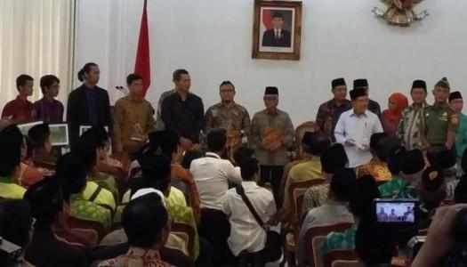 Wapres Kalla Apresiasi Pemenang SKDM Nurul Amal