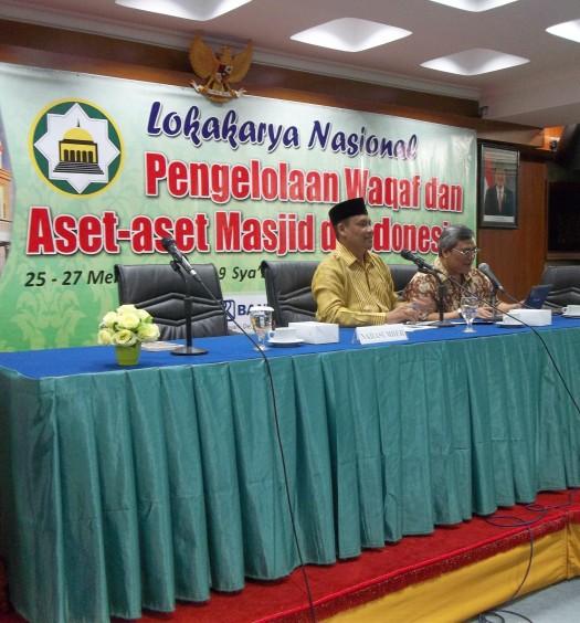 Sumber: www.dmi.or.id / Ketua PW DMI Bali, H. Bambang Santoso, bersama Wakil Ketua BAZNAS,  dr. H. Naharus Surur. M. Ked.