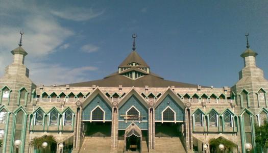 PMI Buka Posko Layanan di Masjid Al-Markaz Al-Islami