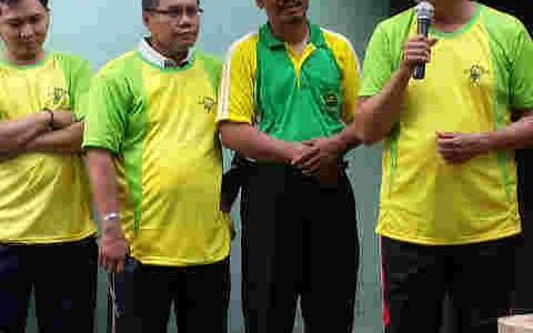Kejuaraan Bulutangkis PW DMI Bali Perebutkan Piala Bergilir