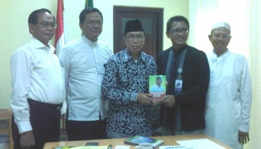 """DMI Dukung """"Gerakan Cinta Masjid"""" Baitulmaal Muamalat"""