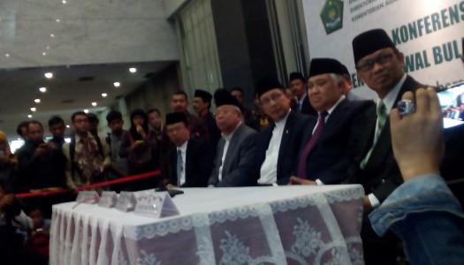 Kementerian Agama Upayakan Penyatuan Kalender Hijriyah