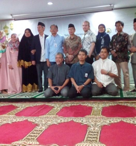 Sumber: www.dmi.or.id / Tarhib Ramadhan Ceria Bersama PT. Telkom, DMI, dan ISN