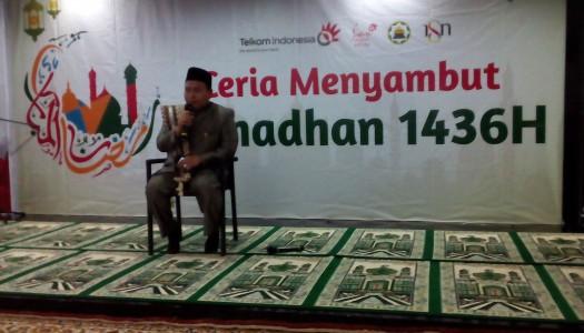 DMI-ISN-PT. Telkom Selenggarakan Tarhib Ramadhan 1436 H