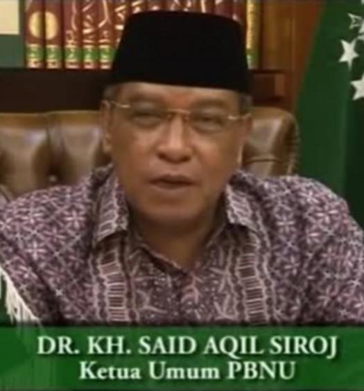 Sumber: www.aswaja.tv / Prof. Dr. KH. Said Aqil Siradj, MA
