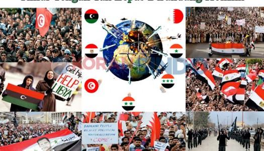 Konflik Timur Tengah dan Islam Nusantara