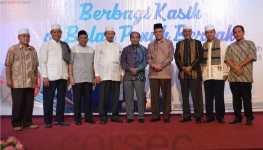 BPD NTT Santuni Masjid dan Anak Yatim