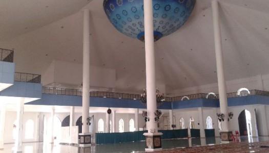 Tim Akustik DMI Benahi Kualitas Tata Suara Masjid Raya Kupang
