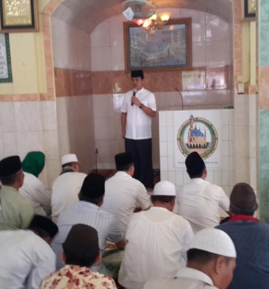 Sumber: www.lahatkab.go.id / Safari Jum'at Wakil Bupati Lahat ke Masjid Muhajirin, Bandar Jaya.