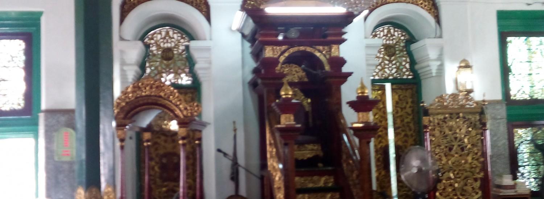SUmber: www.dmi.or.id / Masjid Agung Palembang Darussalam, bukti perjuangan kemerdekaan ummat Islam di Palembang, Sumsel.