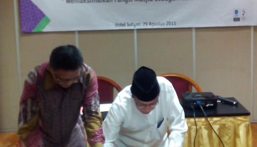 Kiai Masdar: Ummat Islam Tidak Boleh Lemah Secara Ekonomi