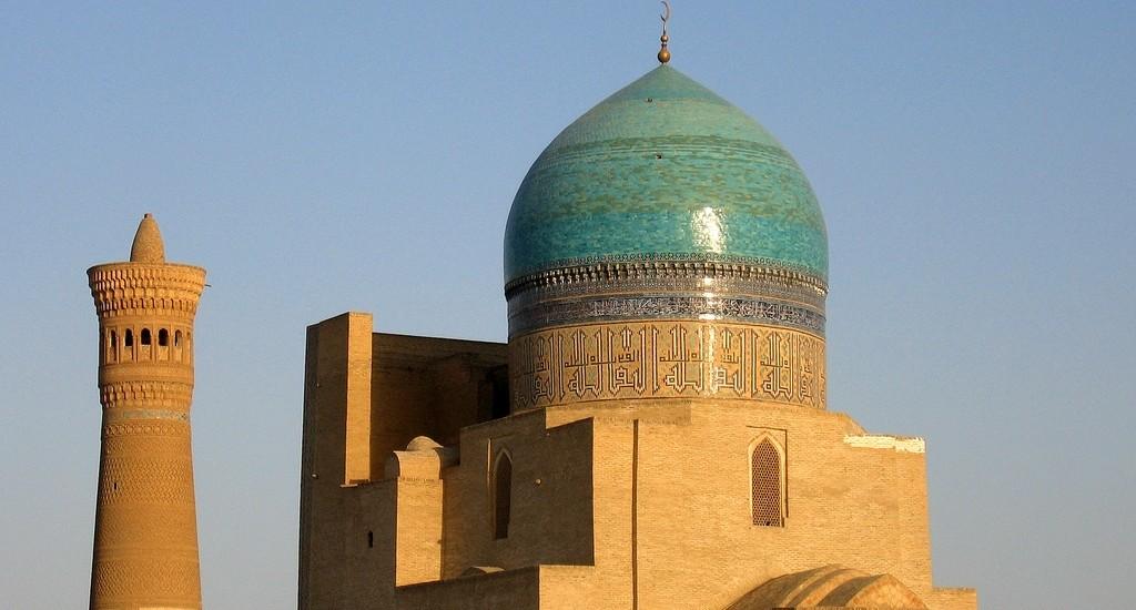 Sumber: www.islam.ru / Masjid Kalon di Bukhara, Uzbekistan