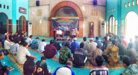 Sumber: http://masjidjogokariyan.com/ / Kegiatan di Masjid Jogokariyan, Yogyakarta