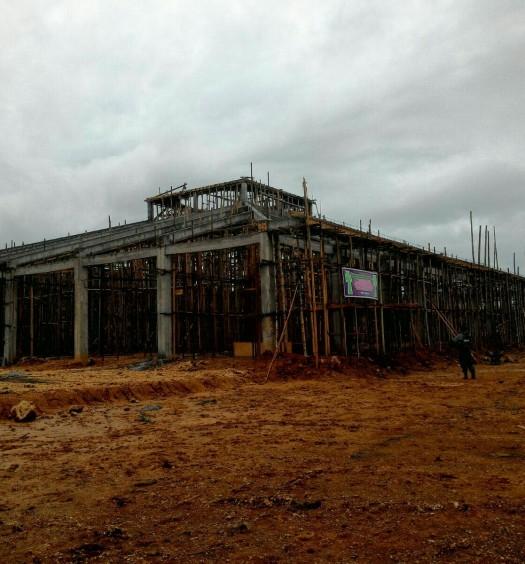 Sumber: Istimewa/ www.dmi.or.id Bangunan Masjid di Desa Arfai 2, Kecamatan Manokwari Selaytan, Kota Manokwari, Provinsi Papua Barat.