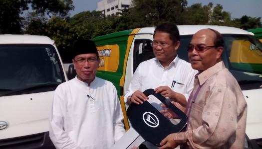 Menkominfo Apresiasi Bantuan PT ADM untuk Akustik Masjid