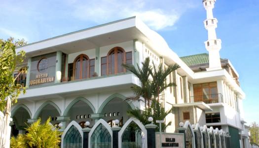 Masjid Jogokariyan, Oase Peradaban Islam dari Yogyakarta (1)